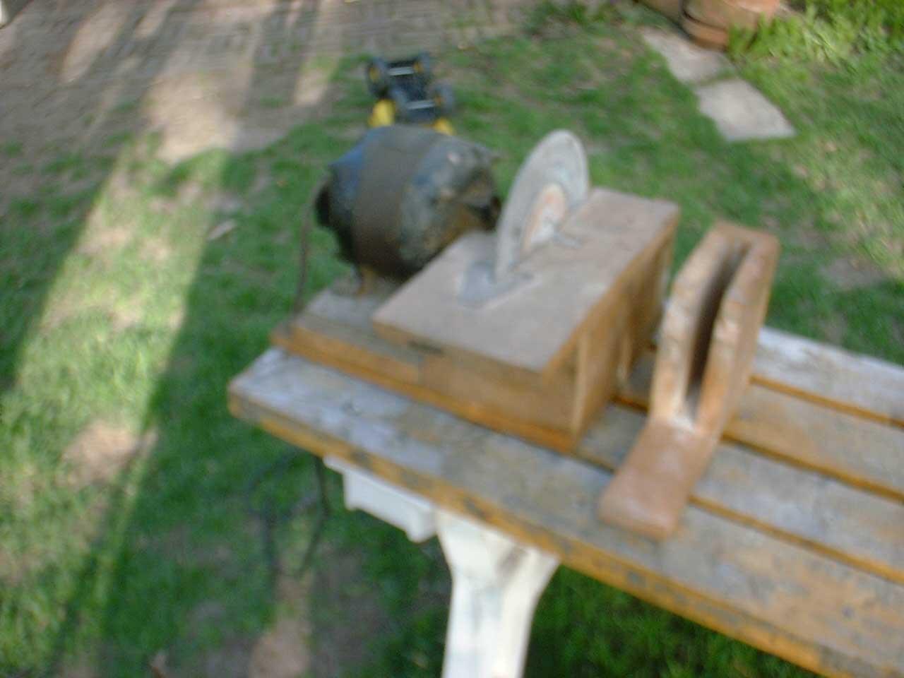Kreigh S Homemade Lapidary Equipment